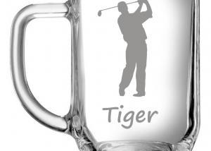 dárky pro golfisty - dárek s motivem golfu