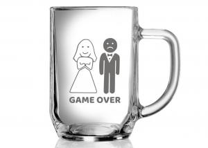 vtipný dárek pro novomanžela