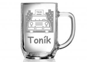 dar pro řidiče taxikáře